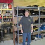 BARRY - WAREHOUSE MGR